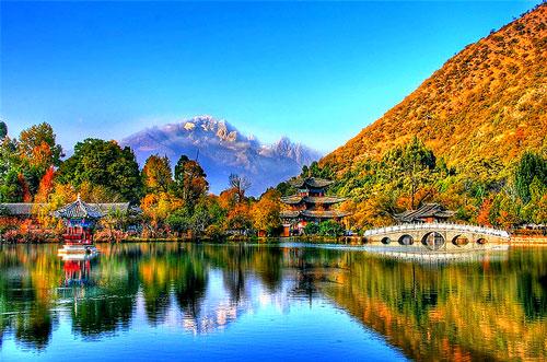 Image result for du lịch Thẩm Quyến - Côn Minh - Thạch Lâm - Đại Lý - Lệ Giang