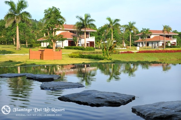 Tour du lịch Flamingo Đại Lải Resort - Tour du lich Flamingo Dai Lai Resort
