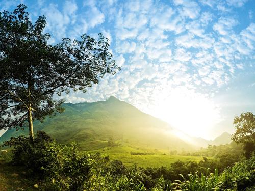 Đón những khoảng khắc tuyệt vời ngày nắng mới